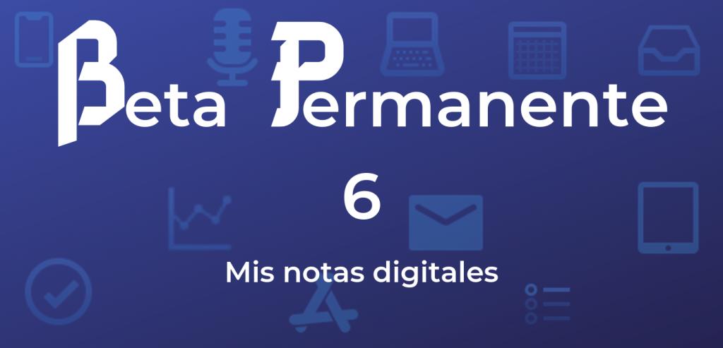 notas digitales